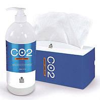 Набор на 60 процедур Карбокситерапии RIBESKIN CO2 Carboxy Combo для лица и тела 1500 мл. + 15м. маск
