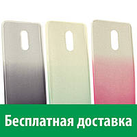 Чехол-бампер TOTO Glitter для Xiaomi Redmi Note 4/Xiaomi Redmi Note 4X (Сяоми (Ксиаоми, Хиаоми) Редми Ноте 4, Редми Ноут 4, Редми Нот 4)