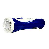 """Фонарь светодиодный LED """"PELE-1"""" Horoz 0,5W 30Lm аккумуляторный NEW, фото 1"""