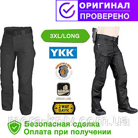 Брюки (штаны) Helikon-Tex Urban Tactical Pants Black все размеры (SP-UTL-PC-01)