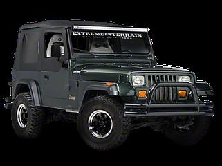 Тюнинг Jeep Wrangler YJ (1986 - 1995 )