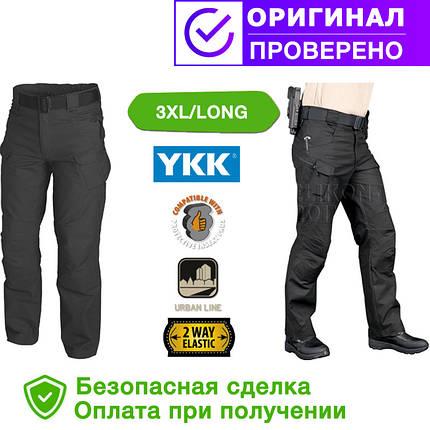 Брюки (штаны) Helikon-Tex Urban Tactical Pants Black 3XL/ long (SP-UTL-CO-01), фото 2