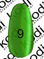 """Гель-лак Kodi Professional """"Crystal"""" витражный № C09, 8 мл"""