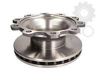 Тормозные диски на оси BPW SB 3745 / SB 6000 03.088.34.06.0