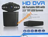 Автомобильный видеорегистратор HD DVR, фото 3