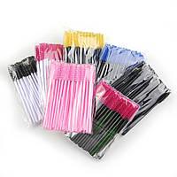 Щеточки для ресниц (упаковка 50 шт)