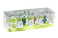 Набор для специй деревья 4 сезона