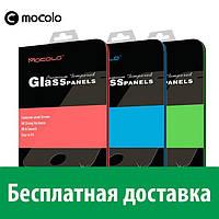 Защитное стекло MOCOLO Full Cover для Samsung Galaxy A3-2017/ A320/ A320F (3D) (Самсунг а3 2017, а 3 2017)
