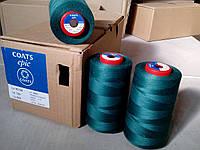 Нитки армированныеCoats EPIC №120 5000м col 05104 темно-зеленый акция