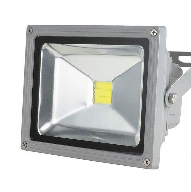 Прожектор Уличный Светодиодный 50W 12V 3250Lm 6500К