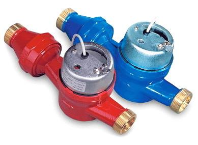 Apator счетчик воды JS-130-10 NK, DN=40, Qn=10, горячая вода.