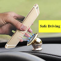 Подставка под телефон в машину ( магнитный держатель телефона )