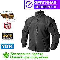 Флисовая кофта Helikon-Tex Classic Army Fleece Black S, M, L, XL /regular (BL-CAF-FL-01)