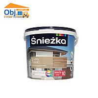 Краска Sniezka Extra Fasad краска фасадная Снежка Экстра Фасад (7кг)