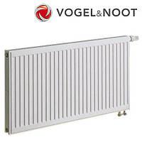 Стальной панельный радиатор Vogel&Noot тип 11 высота 500, низ.