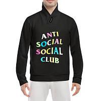 GlobusPioner Толстовка Anti social social club 66147