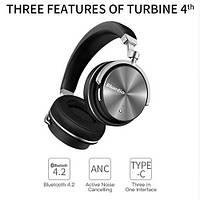 Беспроводные Bluetooth наушники Bluedio Т4