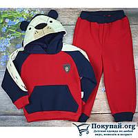 Турецкий костюм с флисом для мальчика Размер: 2-3-4-5 лет (5677-2)