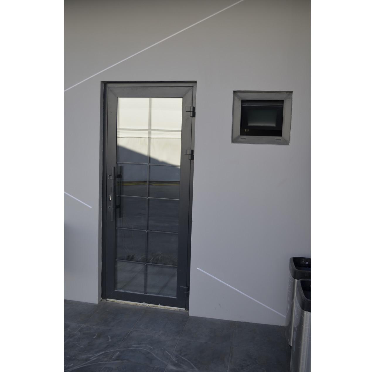 Изготовление, установка/монтаж алюминиевых дверей Века Буд