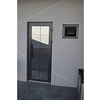 Изготовление, установка/монтаж алюминиевых дверей Века Буд, фото 1