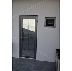 Изготовление, установка/монтаж, ремонт алюминиевых дверей