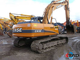 Гусеничный экскаватор Case CX210LC (2005 г), фото 2