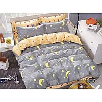 Постельное белье в кроватку сатин-твил 155 Вилюта