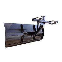 Лопата-отвал ОМ-100 для мотоблока Zirka-61, 105, 135, Zubr-78 и аналоги (захват 1 м)