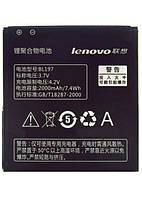 Аккумулятор (батарея) для Lenovo BL197 (A789T/A800/A820/S720/S750) леново, 2000 мАч