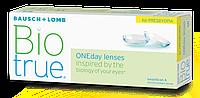 Однодневная контактная линза Biotrue Oneday for Presbyopia, упаковка 5 шт, Bausch&Lomb