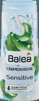 Гель для душа Balea Sensitive mit Aloe Vera, 300 мл.