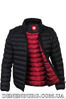 Куртка мужская демисезонная WELLENSTEYN 513 чёрная, синяя, фото 1