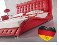 Красная кровать Соната Германия
