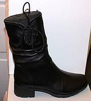 Демисезонные ботинки на маленьком каблуке, женская обувь от производителя модель БМ718