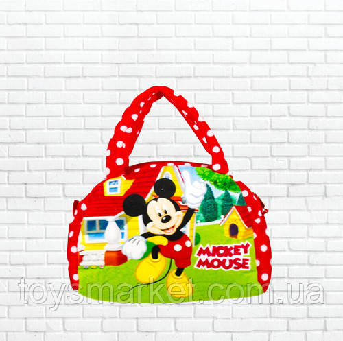 Детская сумка Микки