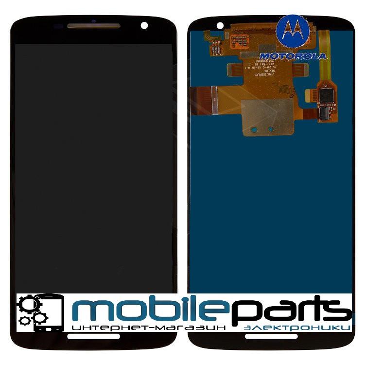 Оригинальный Дисплей (Модуль)+Сенсор (Тачскрин) для Motorola XT1562 Moto X Play | XT1563 (Черный)