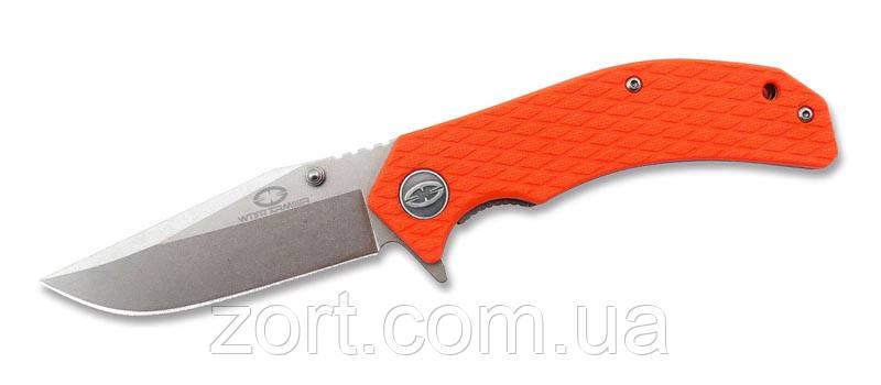 Складной механический нож WA-008OR, фото 2
