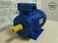 Электродвигатель 2,2 кВт 3000 об. Асинхронный Трехфазный АИР80B2.