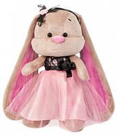 Мягкая игрушка Jack&Lin Зайка Лин в коктейльном платье 25 см (JL-006ST-25)