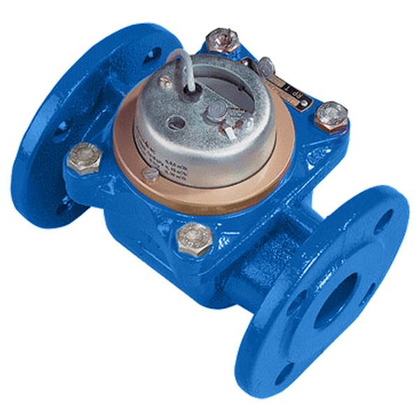 Apator счетчик воды MWN-100 NK, DN=100, Qn=60, холодная вода, сухоходный, промышленный.