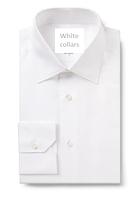 Рубашка белая Slim