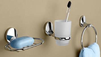 Наборы аксессуаров в ванную комнату
