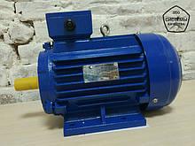 Электродвигатель 5,5 кВт 3000 об. Асинхронный Трехфазный АИР100L2.