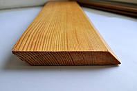 Доска планкен из Лиственница  для обшивки фасада, Сорта С, АВ, А, Экстра