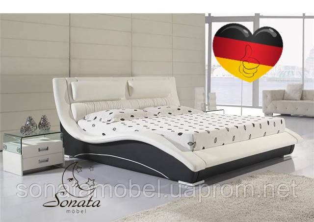 белая кровать соната мобель германия цена 27 999 грн купить в