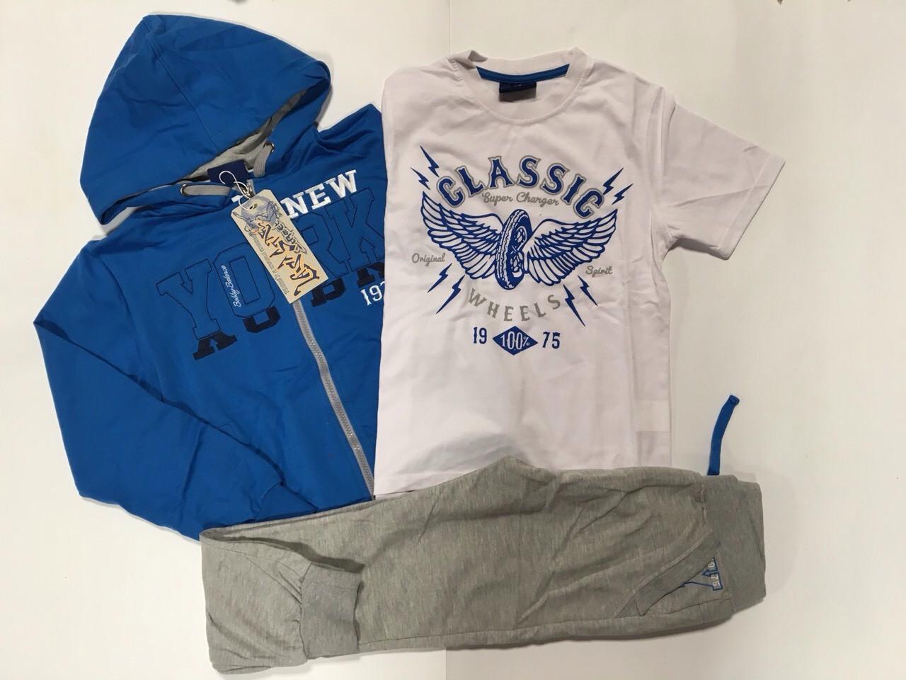Спортивный костюм тройка для мальчика Last Star размер 9/10-15/16