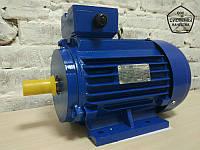 Электродвигатель 4 кВт 3000 об. Асинхронный Трехфазный АИР100S2.