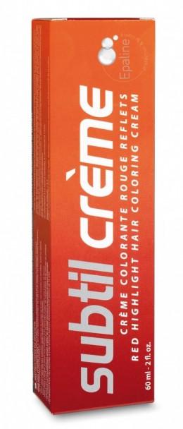 LABORATOIRE DUCASTEL Стойкая крем-краска для волос - Ducastel Subtil creme 60 мл 5-64 - светлый шатен красный