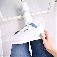 Кроссовки женские Croos белые 3679 , спортивная обувь