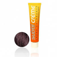 LABORATOIRE DUCASTEL Стойкая крем-краска для волос - Ducastel Subtil creme 60 мл 5-62 - светлый шатен красный